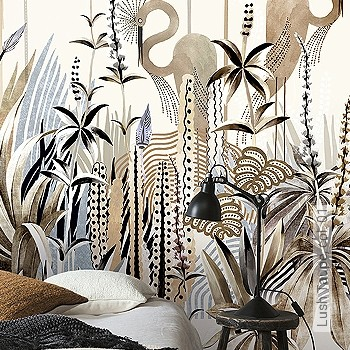 Preis:219,00 EUR - Kollektion(en): - FotoTapete - Tapeten mit Vogelmotiven