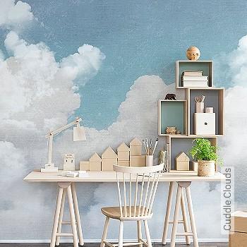 Preis:310,00 EUR - Kollektion(en): - FotoTapete - Wolken