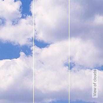 Preis:838,16 EUR - Kollektion(en): - FotoTapete - Wolken