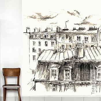 Preis:569,00 EUR - Kollektion(en): - FotoTapete - Zeichnungen - Anthrazit
