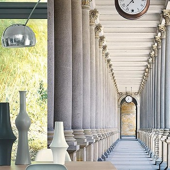 Preis:252,55 EUR - Kollektion(en): - FotoTapete - tromp l'oeil