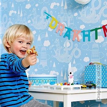 Preis:86,40 EUR - Kollektion(en): - Gebäude - KinderTapeten