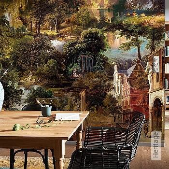 Preis:119,90 EUR - Kollektion(en): - Gebäude - NEUE Tapeten