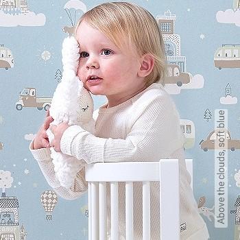 Preis:83,00 EUR - Kollektion(en): - Gerader Ansatz - KinderTapeten