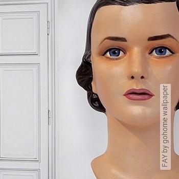 Preis:290,00 EUR - Kollektion(en): - Gesichter - NEUE Tapeten