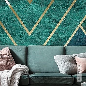 Preis:149,90 EUR - Kollektion(en): - Grüne Tapeten - FotoTapete