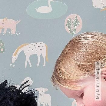Preis:83,00 EUR - Kollektion(en): - Grüne Tapeten - KinderTapeten