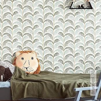 Preis:40,95 EUR - Kollektion(en): - Grüne Tapeten - KinderTapeten