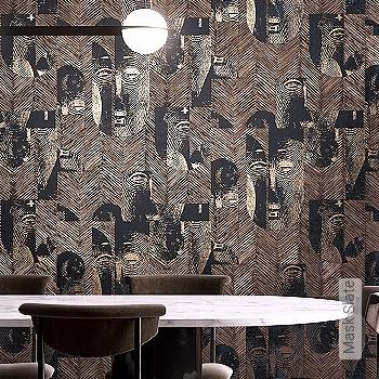 Preis:115,00 EUR - Kollektion(en): - Gute Lichtbeständigkeit - Moderne Tapeten