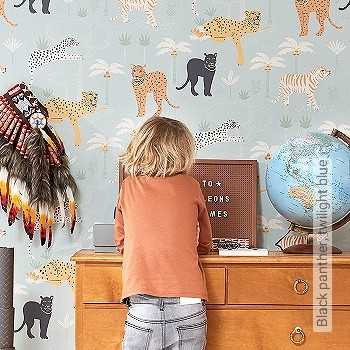Preis:83,00 EUR - Kollektion(en): - Hellblau - KinderTapeten