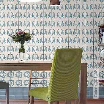 Preis:93,38 EUR - Kollektion(en): - Jugendstil - FotoTapete - Gute Lichtbeständigkeit - Kachel & Fliesen