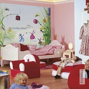 Preis:54,39 EUR - Kollektion(en): - Jugendstil - KinderTapeten