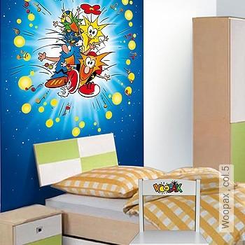 Preis:172,00 EUR - Kollektion(en): - Keine Weichzeiten - KinderTapeten
