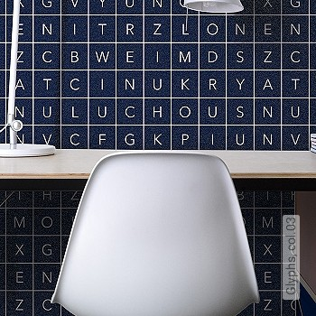 Preis:74,80 EUR - Kollektion(en): - KinderTapeten - Buchstaben
