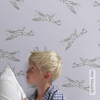 Preis:78,00 EUR - Kollektion(en): - KinderTapeten - Flieder