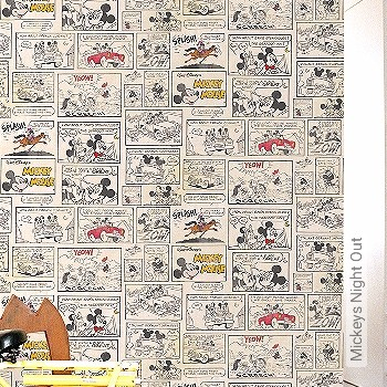 Preis:26,95 EUR - Kollektion(en): - KinderTapeten - Papiertapeten