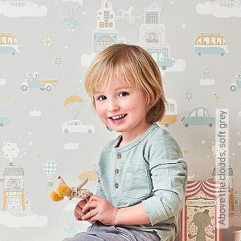 Preis:83,00 EUR - Kollektion(en): - Kinderzimmer - NEUE Tapeten