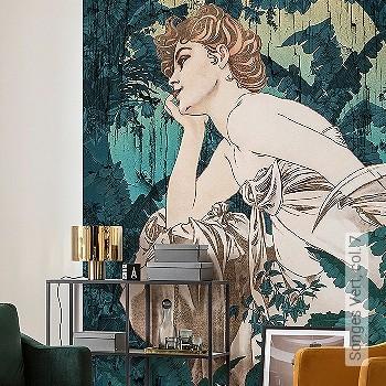 Preis:89,90 EUR - Kollektion(en): - Klassische Muster - FotoTapete