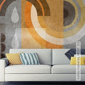Preis:458,64 EUR - Kollektion(en): - Kreise - FotoTapete