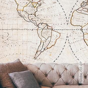 Preis:49,00 EUR - Kollektion(en): - Landkarte - FotoTapete