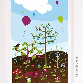 Preis:149,00 EUR - Kollektion(en): - Mit Acryl, Dispersion oder Latex überstreichbar - KinderTapeten
