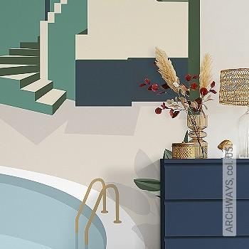 Preis:213,80 EUR - Kollektion(en): - Motiv-horizontal-rapportierbar