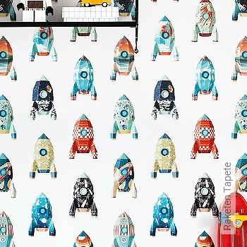 Preis:135,00 EUR - Kollektion(en): - Multicolor - KinderTapeten