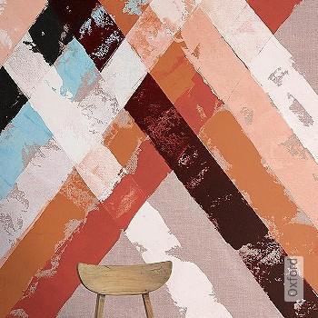 Price:269,50 EUR - Kollektion(en): - Multicolor - Mural - EN15102 / EN13501.B-s1 d0 - Good light fastness