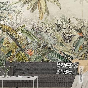 tapeten trends 2019 multicolor tapeten lust auf was neues. Black Bedroom Furniture Sets. Home Design Ideas