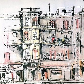 Price:178,00 EUR - Kollektion(en): - Mural - Drawings