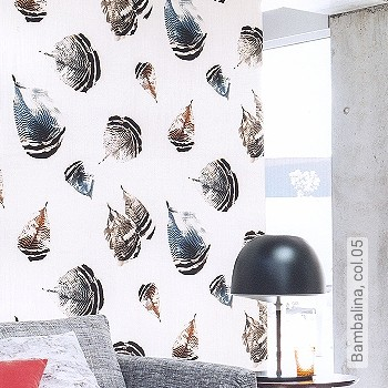 Price:93,40 EUR - Kollektion(en): - Mural - EN15102 / EN13501.B-s1 d0 - feathers - Good light fastness - Black - Modern patterns