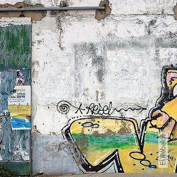 Price:301,00 EUR - Kollektion(en): - Mural - Good light fastness - Black - Paste-the-wall