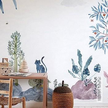 Price:40,00 EUR - Kollektion(en): - Mural - Good light fastness - Modern patterns