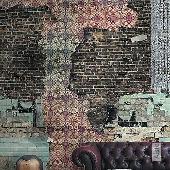 Price:438,50 EUR - Kollektion(en): - Mural - Good light fastness - Tile