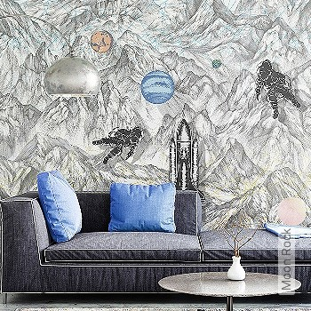 Price:378,30 EUR - Kollektion(en): - Mural