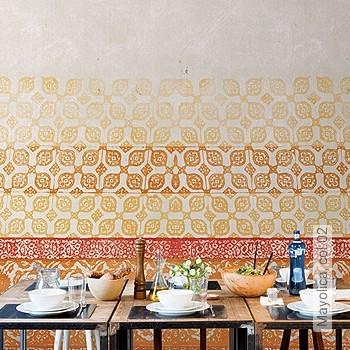 Price:544,00 EUR - Kollektion(en): - Mural - Stripe wallpaper