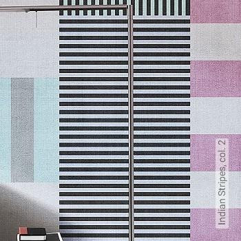 - Kollektion(en): - Mural - Stripe wallpaper