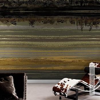 Price:529,42 EUR - Kollektion(en): - Mural - grey - Good light fastness - Black