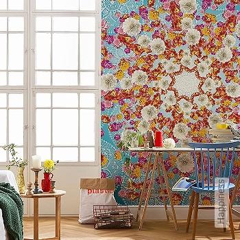 Price:54,39 EUR - Kollektion(en): - Mural - pink