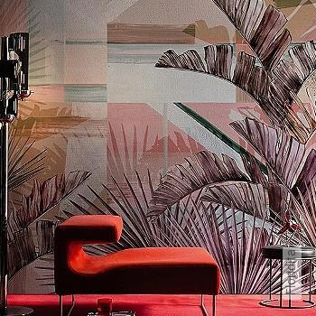 - Kollektion(en): - Mural - pink