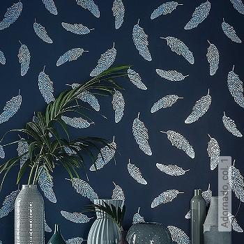 Preis:108,00 EUR - Kollektion(en): - Muster glänzend - NEUE Tapeten