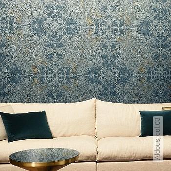 Preis:169,00 EUR - Kollektion(en): - Muster glänzend - NEUE Tapeten