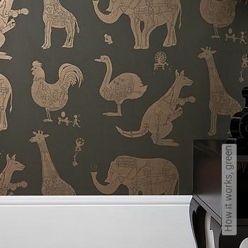 Preis:78,00 EUR - Kollektion(en): - Muster metallic - KinderTapeten