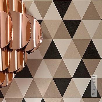 Preis:76,00 EUR - Kollektion(en): - Muster metallic - NEUE Tapeten