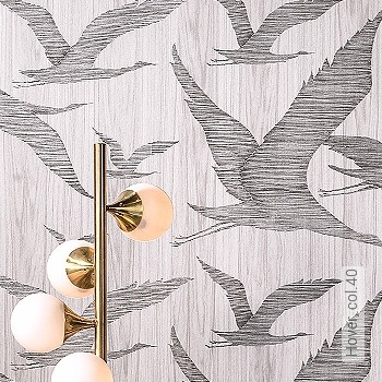 Preis:39,00 EUR - Kollektion(en): - Muster metallic - NEUE Tapeten