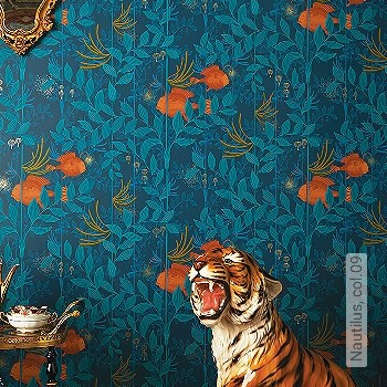 Preis:107,00 EUR - Kollektion(en): - Muster metallic - NEUE Tapeten