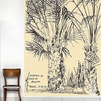 Preis:329,00 EUR - Kollektion(en): - NEUE Tapeten - FotoTapete - Zeichnungen