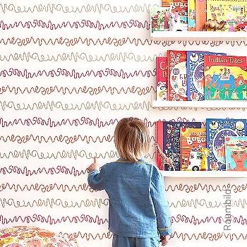 Preis:81,00 EUR - Kollektion(en): - NEUE Tapeten - KinderTapeten