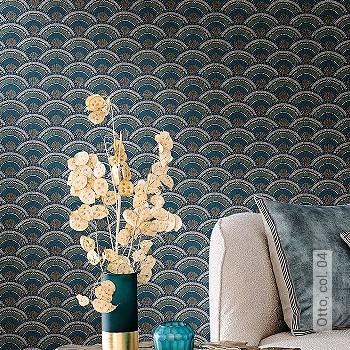 Price:132,50 EUR - Kollektion(en): - New Wallpaper