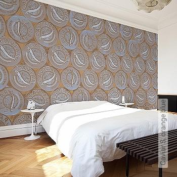 Preis:49,00 EUR - Kollektion(en): - Orange - FotoTapete - Gute Lichtbeständigkeit - Moderne Tapeten